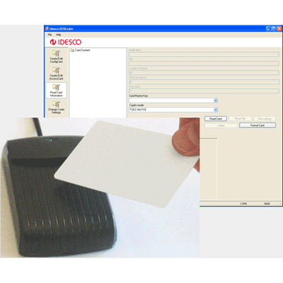 Idesco Idesco DESCoder software configuration tool