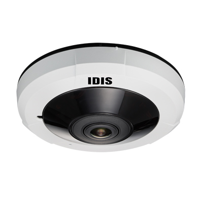 IDIS 5MP IR Super Fisheye Compact Camera (DC-Y6513RX)