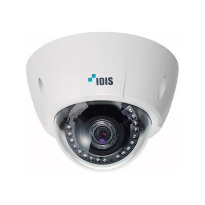 IDIS DC-D1123WR true day/night HD outdoor network dome camera