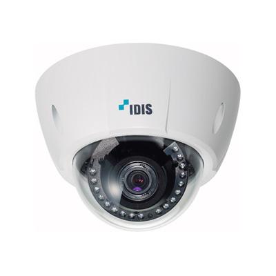 IDIS DC-D1223WR DirectIP full HD outdoor vandal dome camera