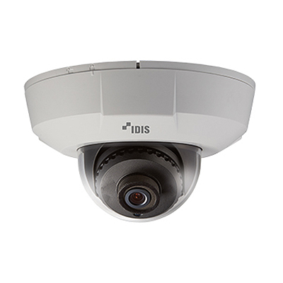 IDIS DC-D3212X full HD IP dome camera