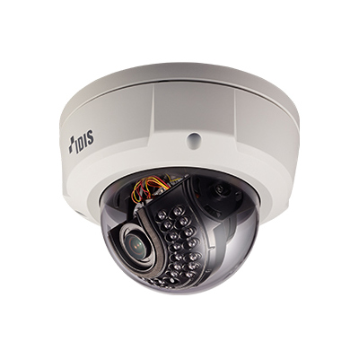 IDIS DC-D3233WRX full HD vandal-resistant IR dome camera