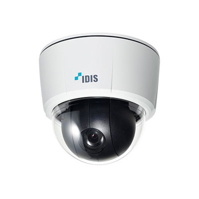 IDIS DC-S1163WH HD outdoor PTZ speed dome camera with heater