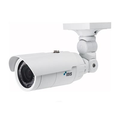 IDIS DC-T1233WHR DirectIP Full HD Outdoor MFZ Bullet Camera