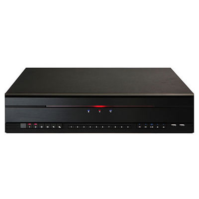 IDIS DR-6216P 16-channel Full HD network video recorder