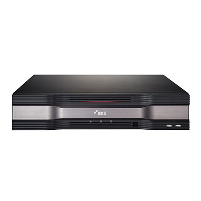 IDIS DR-6216P-S 16-channel Full HD Network Video Recorder