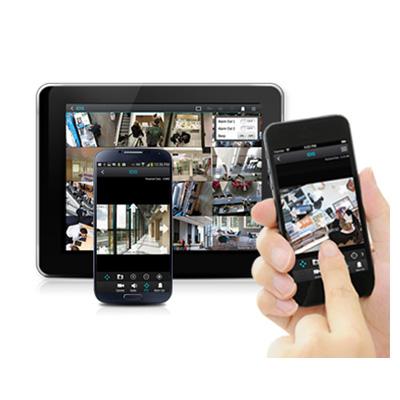IDIS Mobile App For IP Surveillance