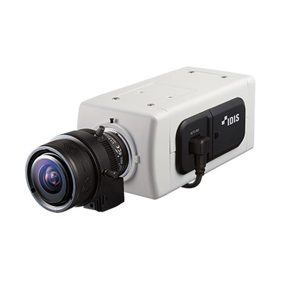 IDIS TC-B1202 2MP full HD box CCTV camera