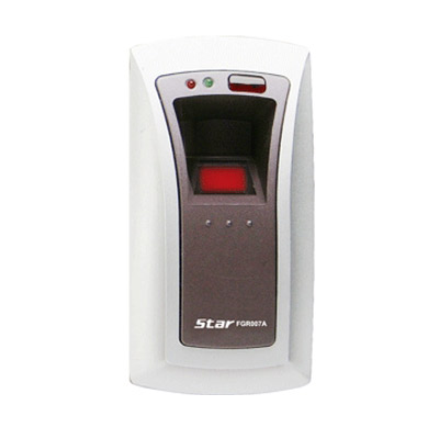 STAR FGR007A from IDTECK - compact design, accurate & rapid fingerprint access control unit