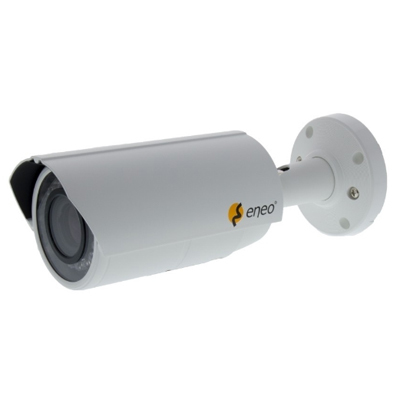 eneo IEB-63M2812M0A Network Camera, Day&Night, 2048x1536, Infrared 2.8-12 mm, 12VDC, PoE, IP67