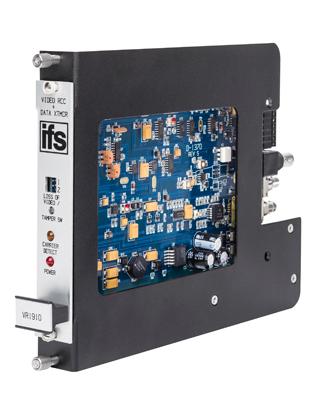 IFS DFR-R3-4 Fibre Optic Card Adaptor