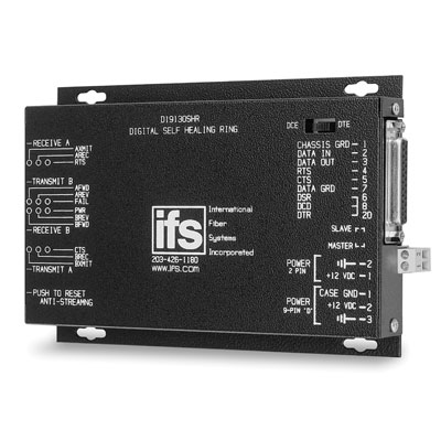 IFS PS-12V DC 12 Volt DC Plug-in Power Supply