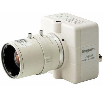 Ikegami ICD-49EACDC 1/2 inch CCD super cube DSP monochrome CCTV camera
