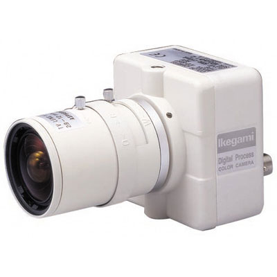 Ikegami ICD-505PACDC high resolution colour CCD camera