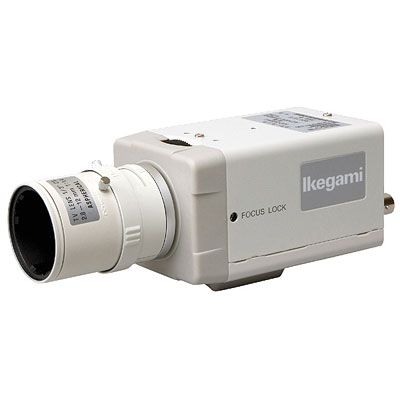 Ikegami ICD-509PACDC true day/night CCTV camera