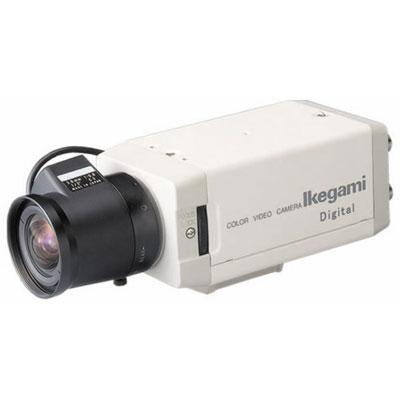 Ikegami ICD-828P-RXACDC 1/2'' 530 TVL colour camera with remote