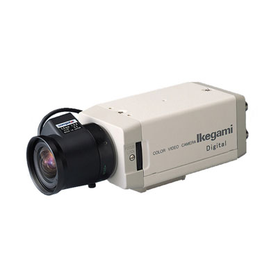 Ikegami ICD-848PACDC 1/2 inch 480 TVL CCTV camera