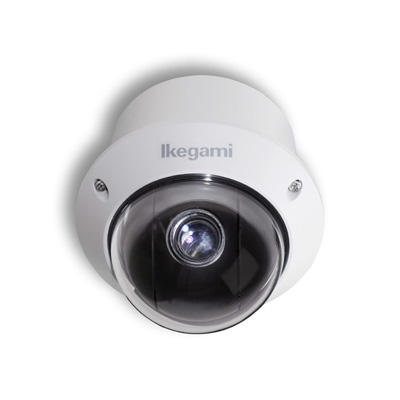 "Ikegami PCS-310P 1/4"" 500 TVL true day / night dome camera"