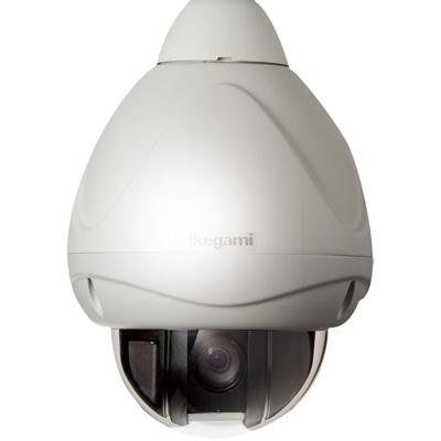 Ikegami PCS-418P/CMIWP 1/4'' 460 TVL PTZ dome camera