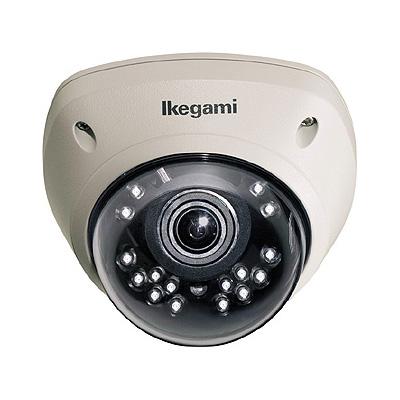 Ikegami SID-605P-IR 1/3'' 550 TVL true day / night camera