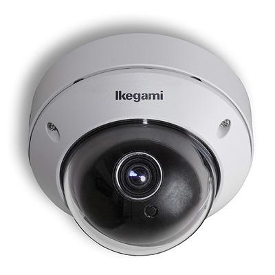Ikegami SID-655P 1/4'' 550 TVL dome camera