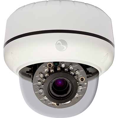 Illustra ADCi610-D011 Indoor HD Vandal Resistant Mini-dome IP Camera