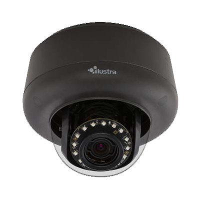 Illustra IPS03D2OCBIT 3MP HD outdoor IR IP mini-dome camera