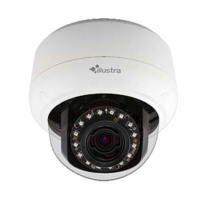 Illustra IPS03D3ISWIT 3MP HD indoor IR IP mini-dome camera