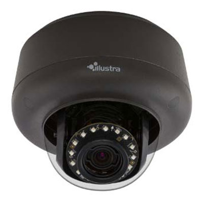 Illustra IPS05D2OCBIY 5 MP outdoor true day/night mini IP-dome camera