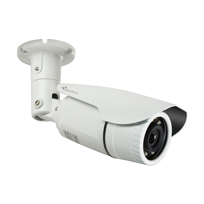 Illustra IQS02MFONWTY 1/3-inch true day/night IP mini-bullet camera