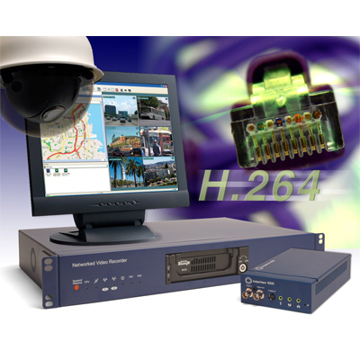 Host of new products for IndigoVision IP video range