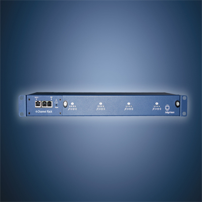 IndigoVision 9000E-769915 4 channel encoder / decoder