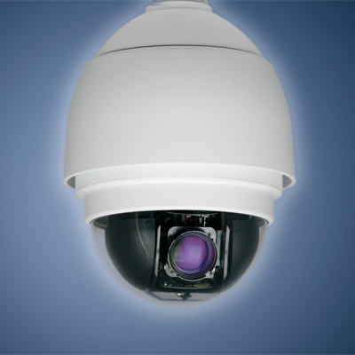 IndigoVision BX500 HD PTZ Dome IP camera
