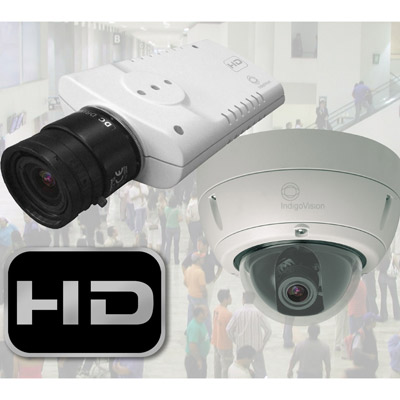 IndigoVision launches revolutionary H.264 HD IP camera range