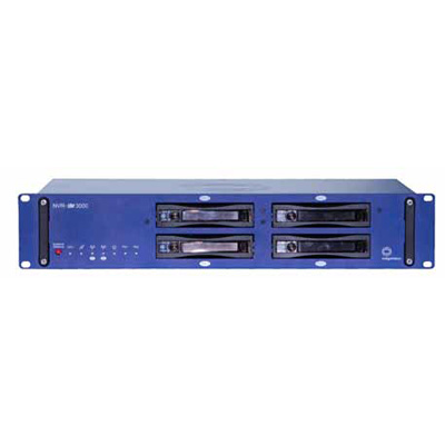 IndigoVision RA6000 RAID Array unit with 4x hard disks