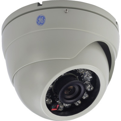 TruVision TVD-TIR-SR Dome IR Fixed Lens Camera With 380 TVL Resolution