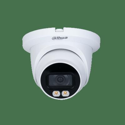 Dahua Technology IPC-HDW3549TM-AS-LED 5MP Fixed-Focal Warm LED Eyeball IP Camera