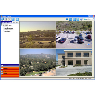 IQSentry Video Management Software