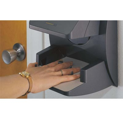 IR Recognition Systems Handkey II Access Control - the no-compromise security solution is at hand