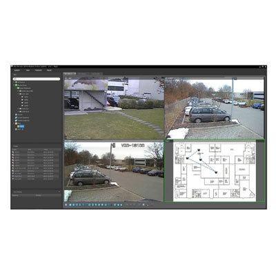 eneo iRAS - Remote Software for DLR, DMR, TVR, PNR-53xx, MPR-22xx, MPR-32xx, PNR-5416