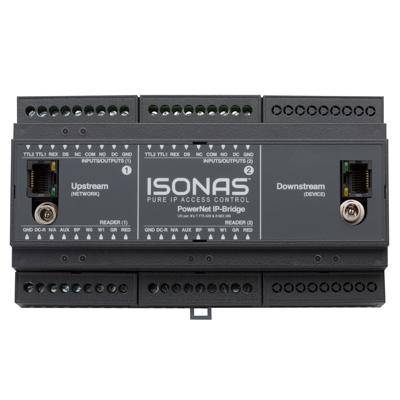 ISONAS IPBridge-3 3 door access control system