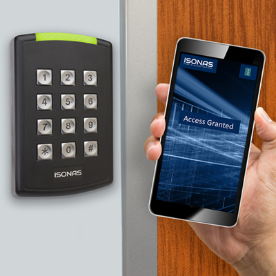 ISONAS Pure Mobile Access control software