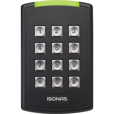 ISONAS RC-04-MCT-WK Pure IP keypad wallmount reader-controller
