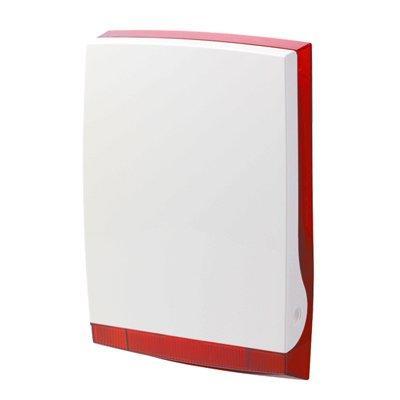 Vanderbilt ISRW6-12RX Red Wireless Siren