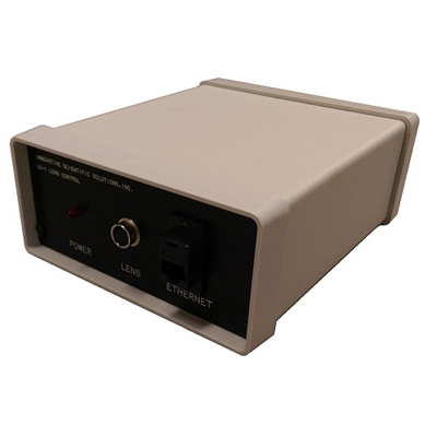 ISSI CCTV lens controller for motorised zoom lenses