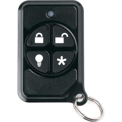 ITI 600-1064-95R 4-Button Micro Keyfob