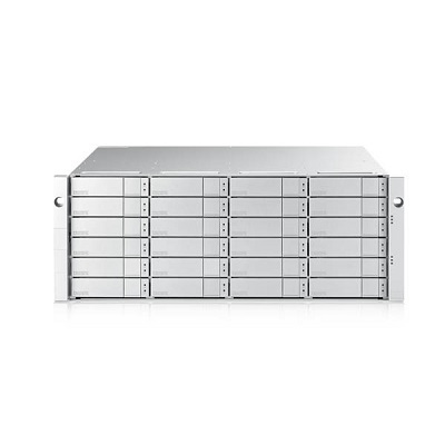 """Promise Technology J5800s 24 hot-swappable 3.5"""" (LFF) drive bays"""