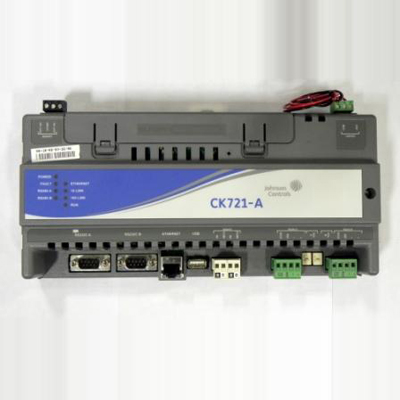 Johnson Controls Limited CK721-A network controller