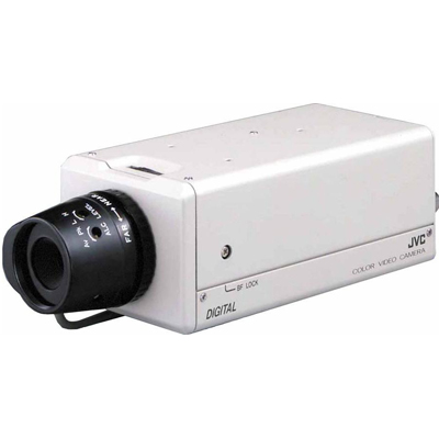 JVC TK-C1480/81 CCTV camera