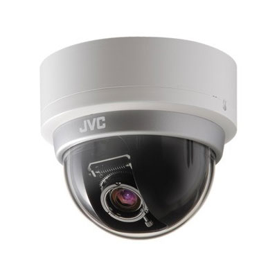 JVC TK-C2201E 1/3 inch CCD fixed dome camera
